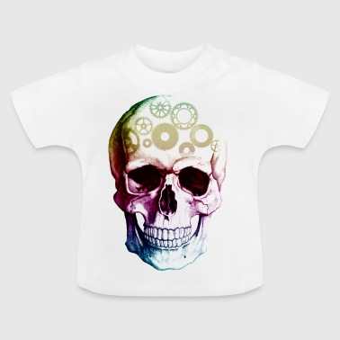 køligt kranie - Baby T-shirt