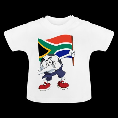 Syd duppe Fodbold - Baby T-shirt