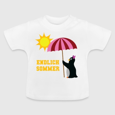 Finally summer - Baby T-Shirt
