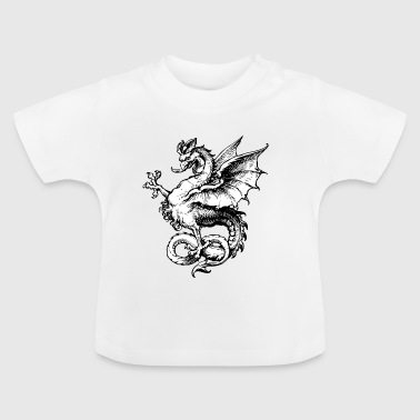 Dragon traditionnel - T-shirt Bébé