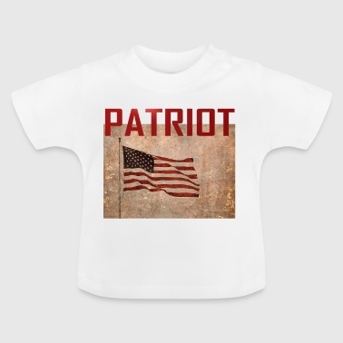 Patriot USA T-shirt - Baby T-shirt