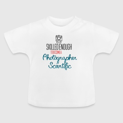 fotograaf Scientific - Baby T-shirt