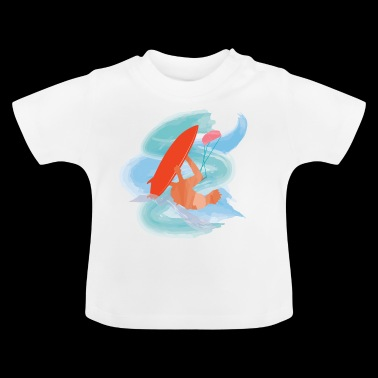 Kiteboard - Baby T-Shirt