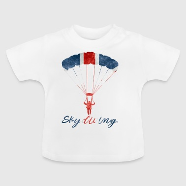 #UK Parachutisme - T-shirt Bébé