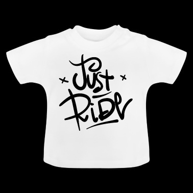 net Ride - Baby T-shirt