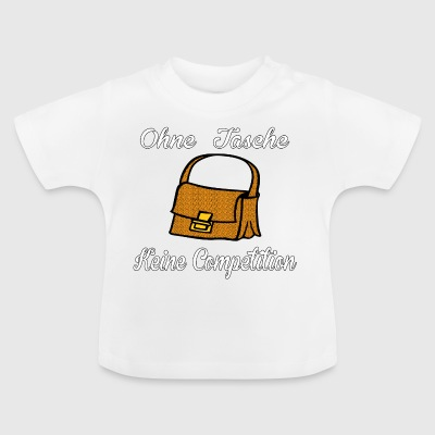 Utan ficka Ingen Competition - Baby-T-shirt