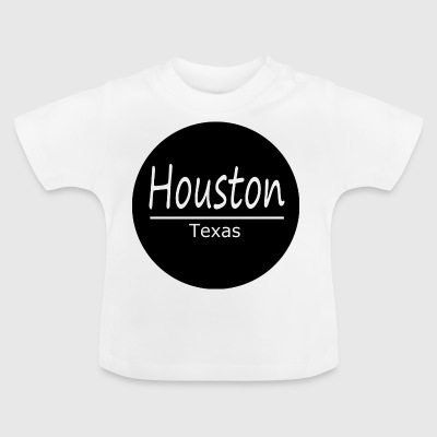 Houston - Baby-T-skjorte