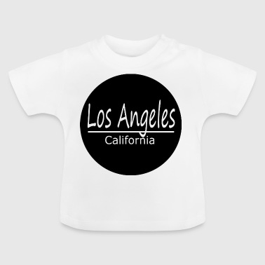 Los Angeles - Baby-T-skjorte