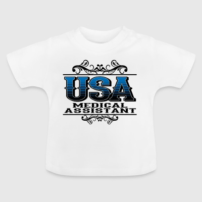 USA medical assistant - Baby T-Shirt