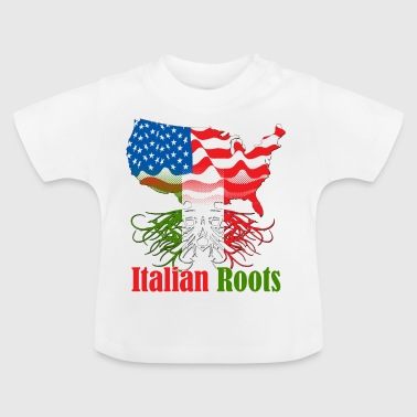 Italiaanse roots - Baby T-shirt