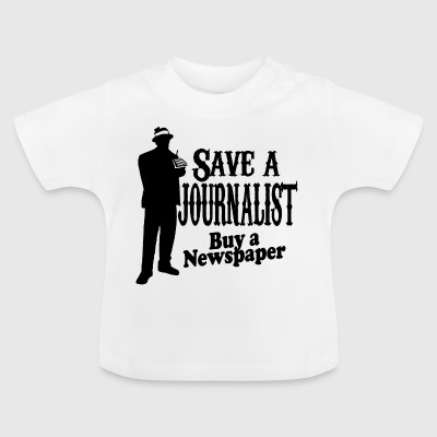 Save a journalist - Baby T-Shirt