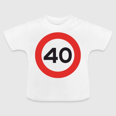 40mph - Baby T-Shirt