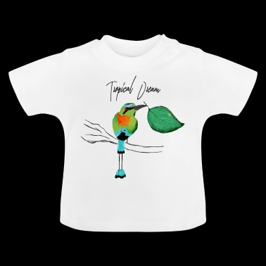 Guardabarranco - Tropical Dream - T-shirt Bébé