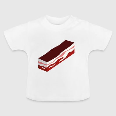 bacon - T-shirt Bébé