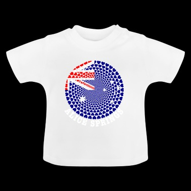 Alice Springs - Baby T-shirt