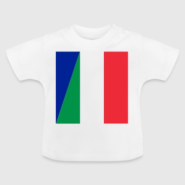 Double nationality - Baby T-Shirt