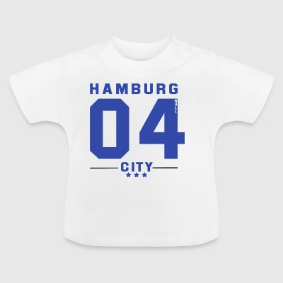 Hamburg CITY - T-shirt Bébé