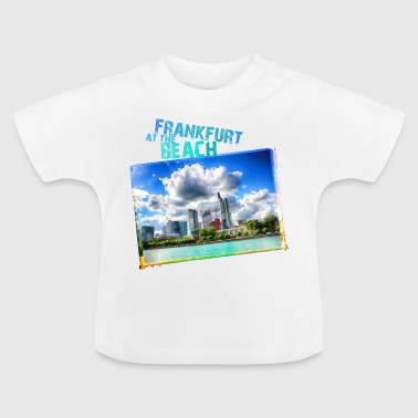 Frankfurt at the Beach - Baby T-Shirt