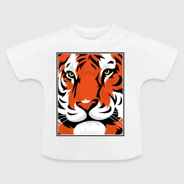 Tiger Graphic - Baby T-Shirt