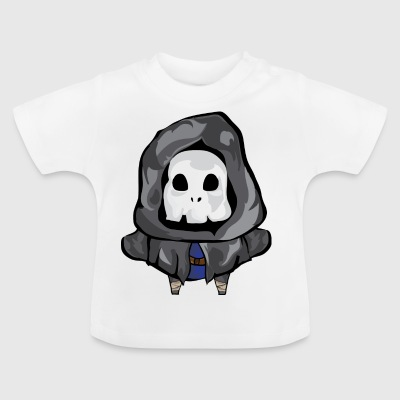 monstre de halloween - T-shirt Bébé