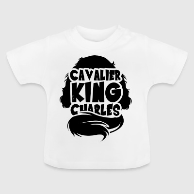 Figuur King Charles - Baby T-shirt