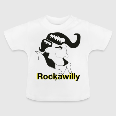 Rockawilly - Camiseta bebé