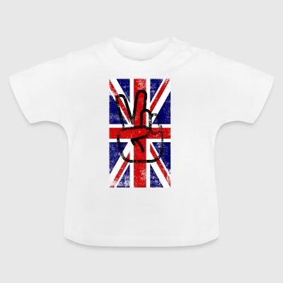 England peace - Baby T-Shirt