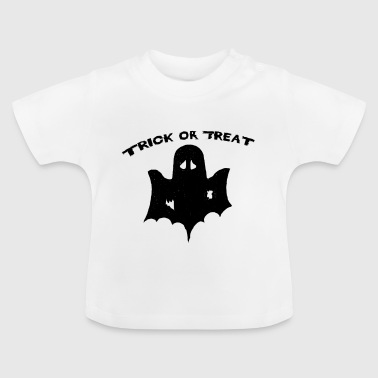 trick or treat Trick or Treat Halloween - Baby T-Shirt