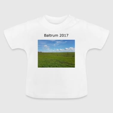 Baltrum - T-shirt Bébé