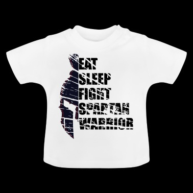 Spartan Warrior - Baby T-Shirt