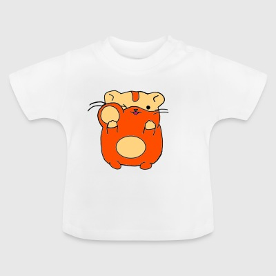 Sweet little hamster - Baby T-shirt