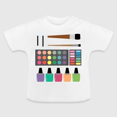 Make-Up Set - Baby T-Shirt