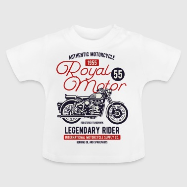 Royal Motor2 - Baby T-Shirt