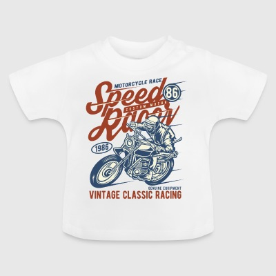 Speed Racer 2 2 - Baby T-Shirt