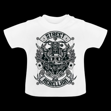 Street Rebellion2 - Baby-T-shirt