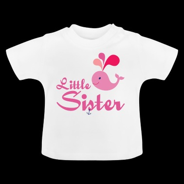 Lillasyster - Baby-T-shirt