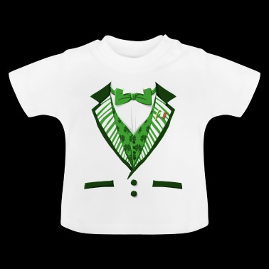 Iers Kostuum Voor St Patricks Day Of Halloween - Baby T-shirt
