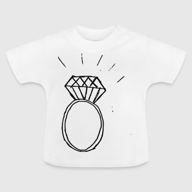 Diamantring - Baby T-Shirt