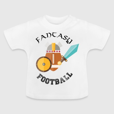 Fantasy Football - Baby-T-shirt