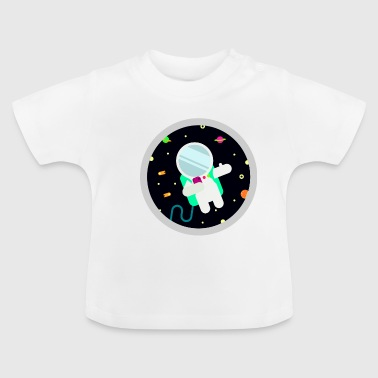 Space Man - Baby T-Shirt