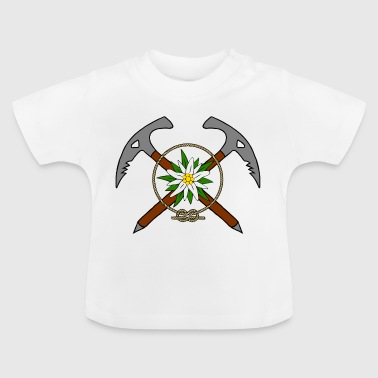 Mountaineers logo - Baby T-Shirt