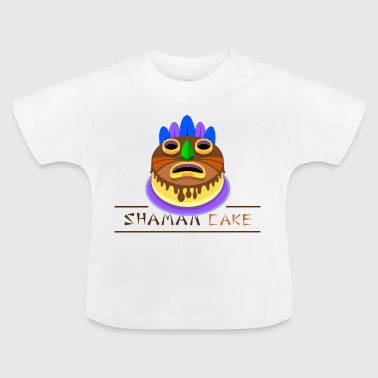 Shaman Officiel Cake - Baby T-shirt