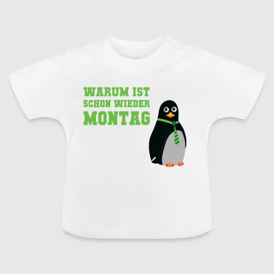 Again Monday - Baby T-Shirt