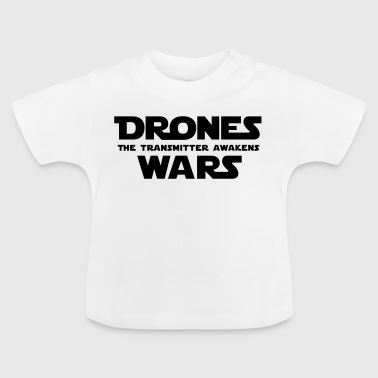 The drones wars - T-shirt Bébé