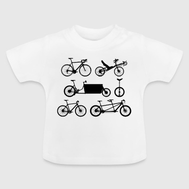 Cycles - Baby T-Shirt