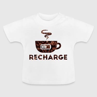 Recharge - Baby T-Shirt