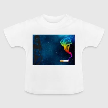 girl galaxy - Baby T-Shirt