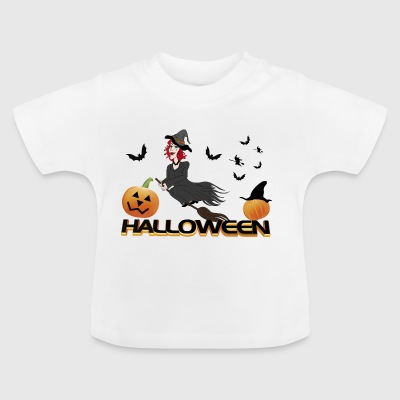 witch halloween - Baby T-Shirt