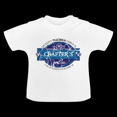 Crafters - Baby-T-skjorte