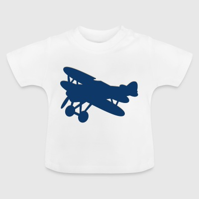 Propeller aircraft - Baby T-Shirt